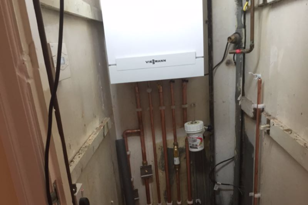 New boiler installation | Castle Heating Kent | Snodland gas, plumbing & heating services